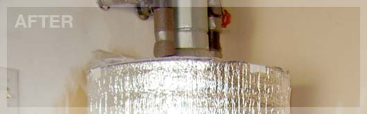 Insulated Water Heater