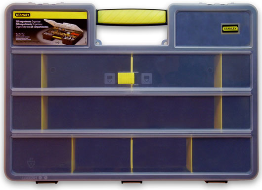 Stanley 25 Compartment Organizer