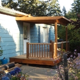 Deck rails and pickets