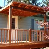 Deck roof 2
