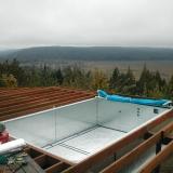 pool and joisting