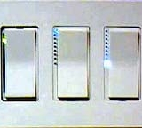 3 Gang Electrical Switch