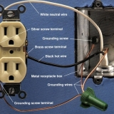 Single Wire Outlet
