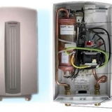 Electric Tankless Water Heater