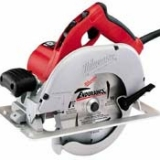 Milwalkee Left Blade Circular Saw with Tilt-Lok Handle