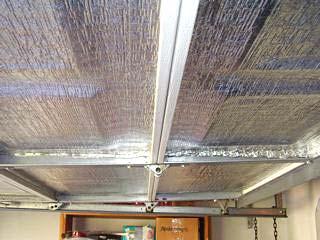 Insulated Garage Door with Prodex