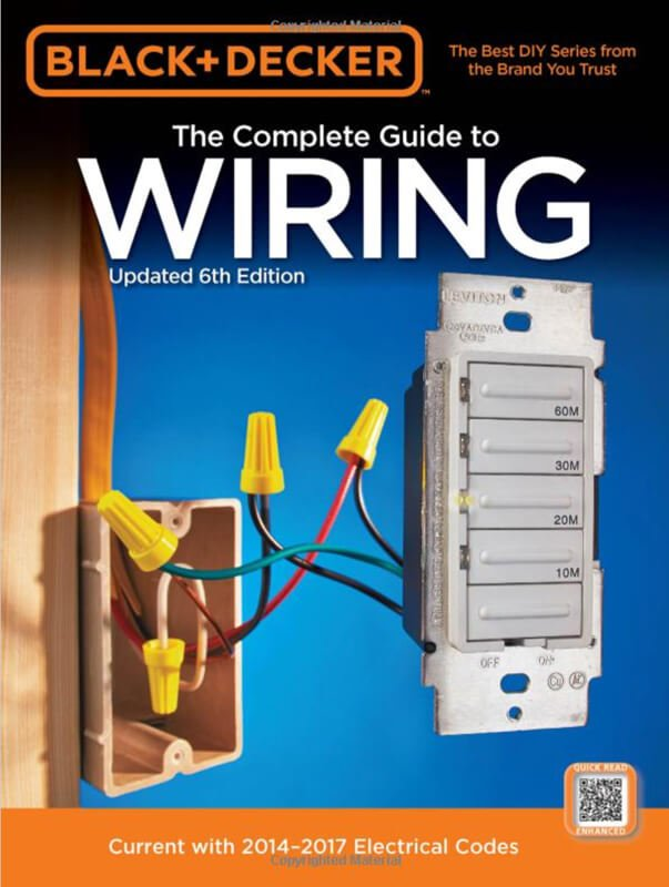 Black & Decker Complete Guide to Wiring Updated 6th Edition