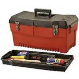 Cheap Red Plastic Tool Box