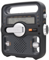 Eton FR600R Self-Powered Digital Weather Radio