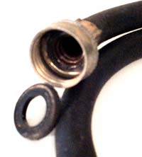 Washing Machine Hose Washer