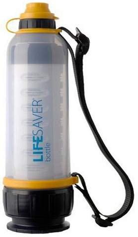 Lifesaver 4000 Filtration Water Bottle