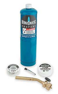 Propane Torch Set