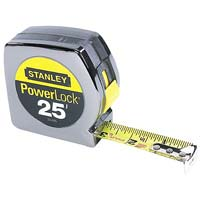 Stanley 25 ft Mesauring Tape